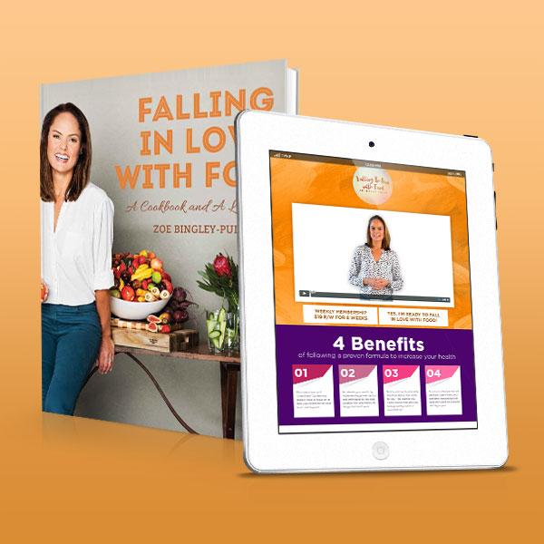 New book + $147 up front 8-week program bundle