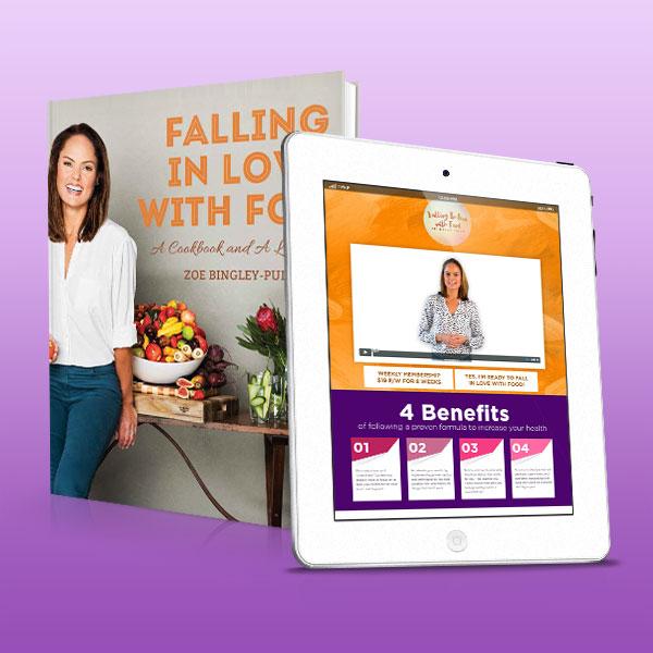 New book + $19 per week 8-week program bundle