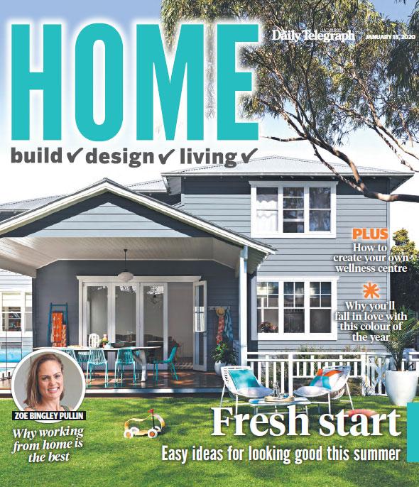 Saturday Telegraph Home Magazine