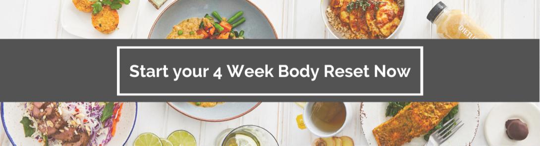 4 WEEK BODY RESET PROGRAM WITH ZOE BINGLEY-PULLIN