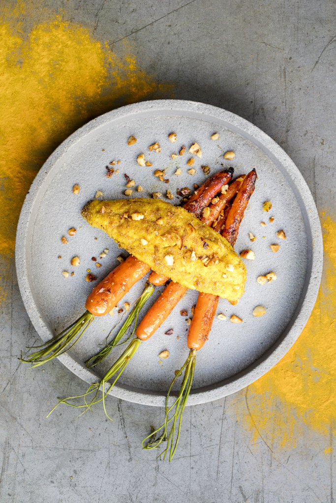 Easter cooking: my turmeric, macadamia and lime crumbed snapper 3 ways!